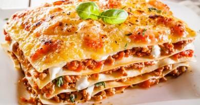 Big chill Lasagna
