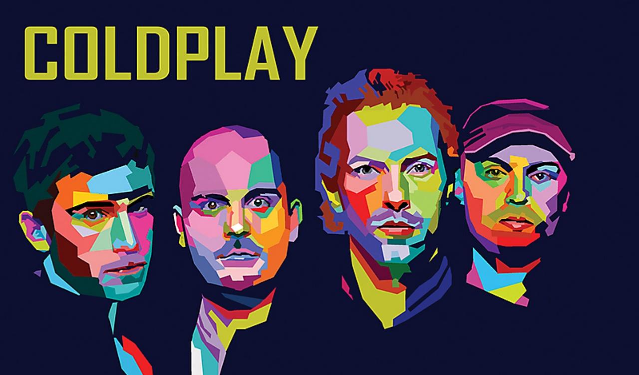 Европейский тур Coldplay 2017