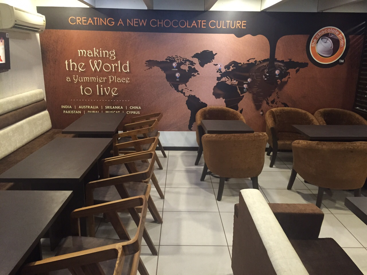 Best Chocolate parlours in Delhi for the Chocoholics - D for Delhi