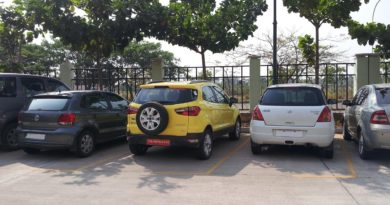 Proof Of Parking