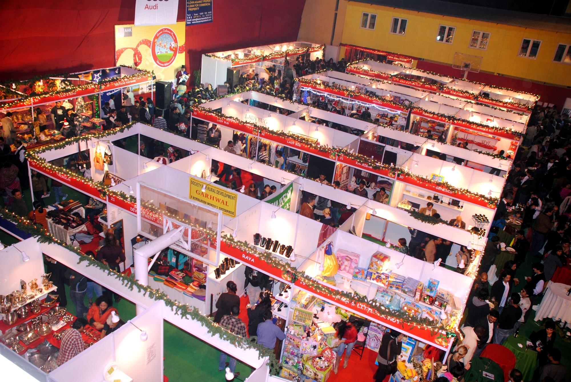 German Christmas Market Invites All To Celebrate The Festive Season ...