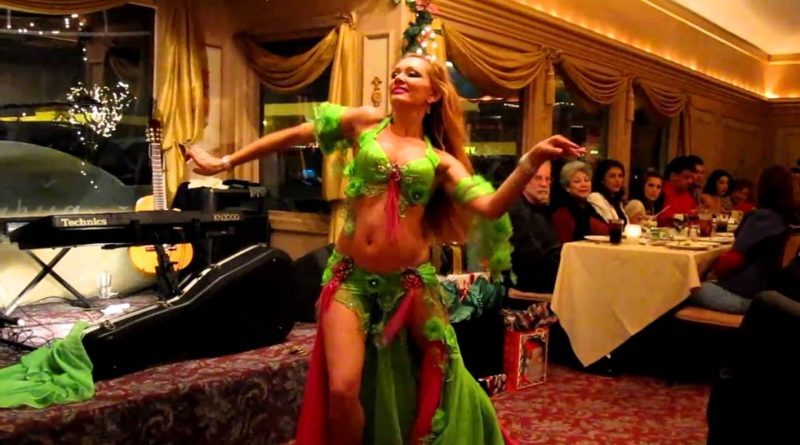 Belly Dance Nights In Delhi Restaurants