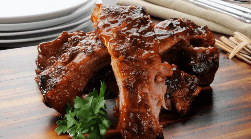 Prawn Spring Rolls, Maple Marinated Pork Ribs, Blimey Mary Are 3 Of The Best Things To Eat Here
