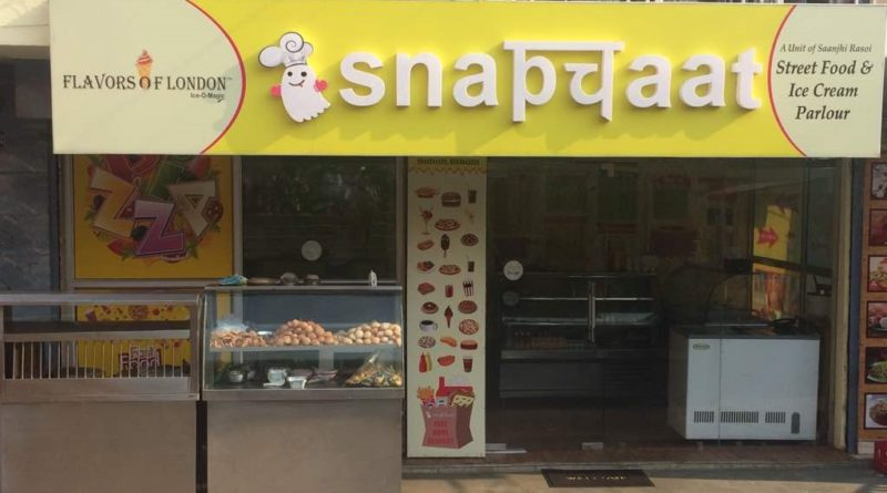 Lustful Ice Creams From London And Chaat - Snapchat's Desi Roots Is Absolutely MAD!