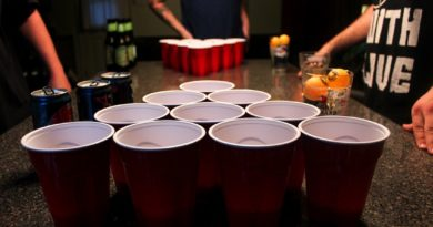 Free Witlinger Beer & High Intensity Matches Only At The Beer Pong Tournament