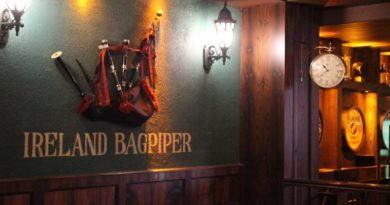 Can't Wait For Irish House To Open? Checkout Butler House, The New Irish Stronghold!