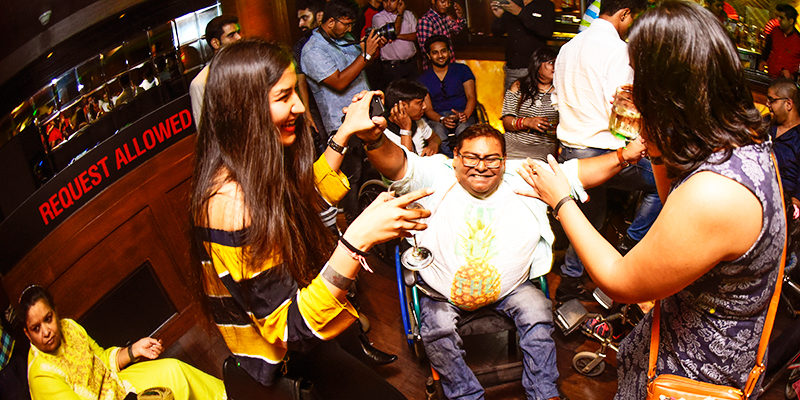 Delhi Is Now Home To A Matchmaking App For People With Special Needs!