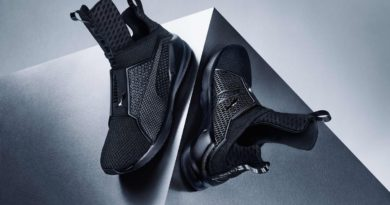 For All The Bad Gals Out There, Rihanna's Fenty PUMA Trainer Is Here In Delhi!