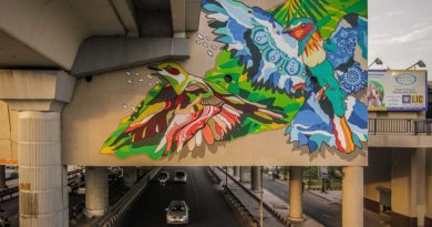 10 More Metro Stations Across Delhi Will Have Wall Art To Help Turn Waste Into Taste!