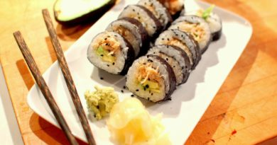 For ₹400 You Can Hog On Las Vegas, Crazy Salmon And Sushi Burritos Here!