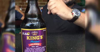 For The Next 20 Days Chug Goa's Favourite King's Beer At Goa's Prices!