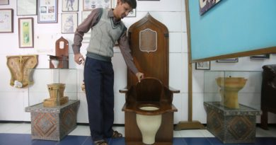 Did You Know Delhi Is Home To The International Museum Of Toilets?