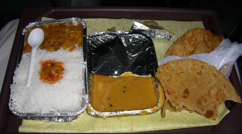Meals Served By Indian Railways Unfit For Human Consumption!