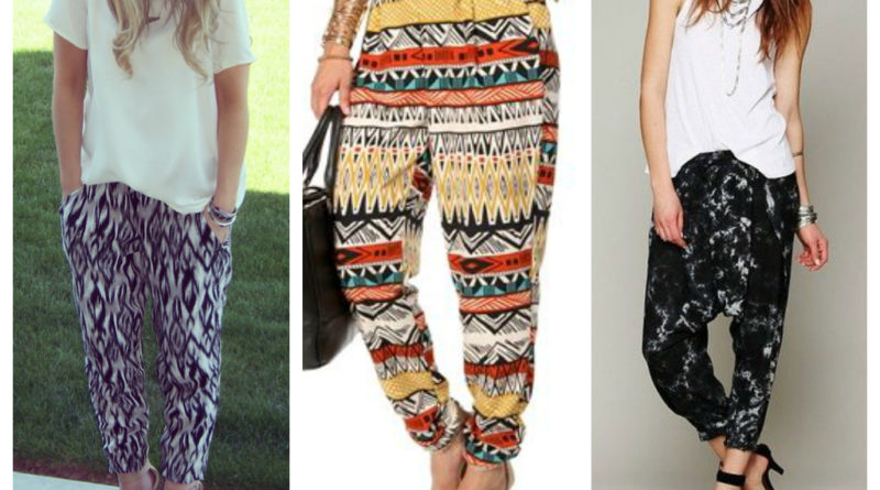 These Harem Pants Are All You Need To Up Your Style Game This Summer!