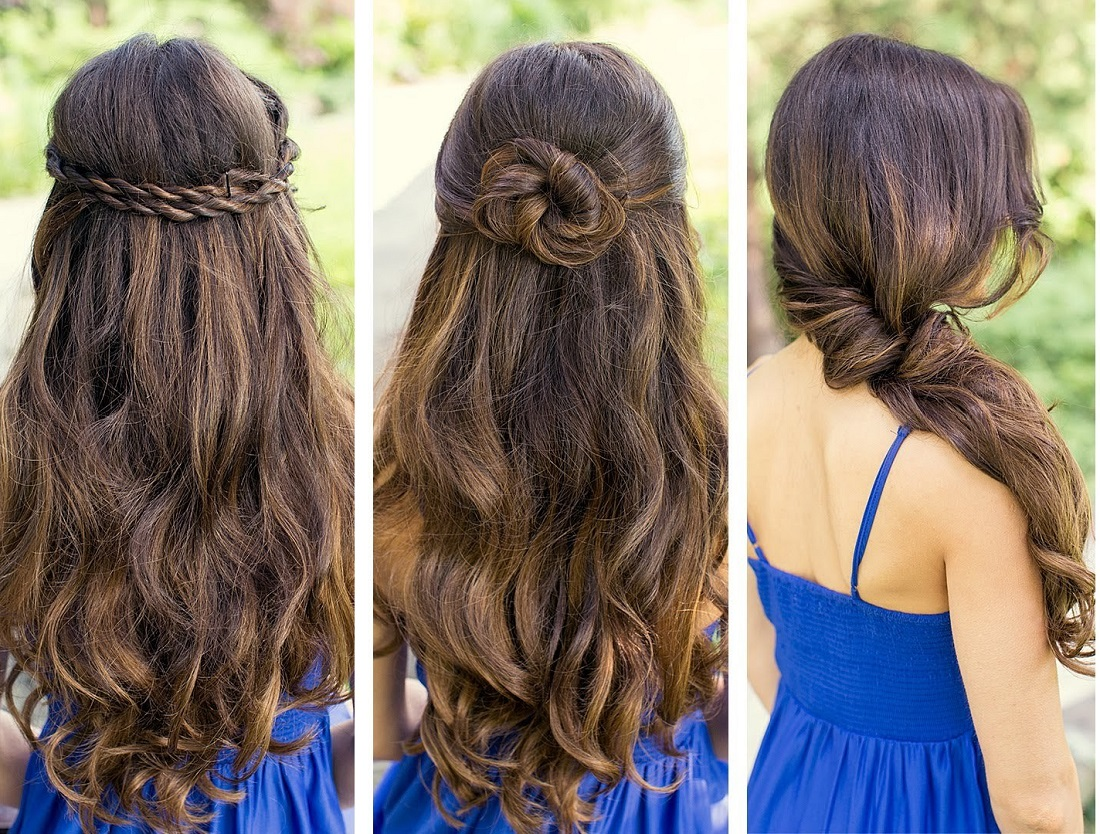 simple hair style the newest hairstyles
