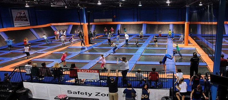 Delhi Just Became Home To India's Biggest Trampoline Park!