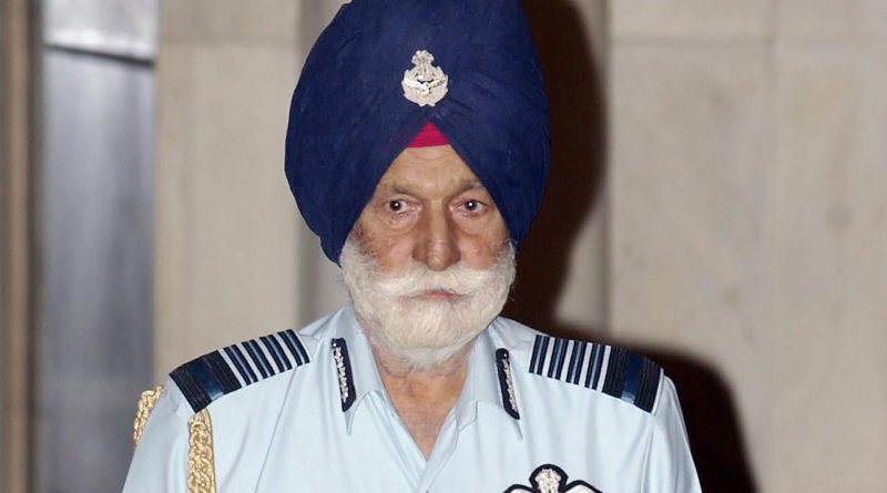 Here are 3 Things You Probably Didn't Know About Air Marshal Arjan Singh (late)