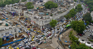 Oh Damn!! Delhi To Face Huge Traffic Jams In The Coming 5 Days!