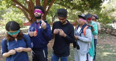 We Bet You've Never Tried The Blindfold Walks In Delhi Markets!