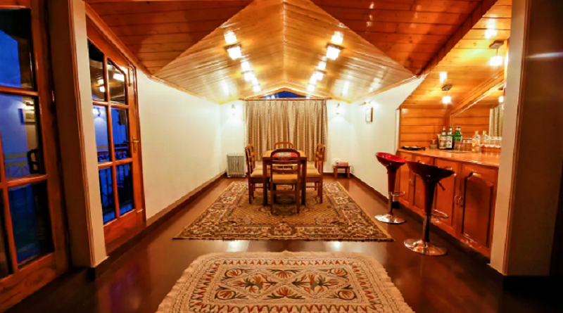 This Luxurious Wooden Condo On A Hilltop Is Shimla's Unforgettable Gem!