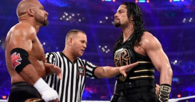 Wooww!! WWE Is Coming To Town- Jinder Mal Vs Triple H!