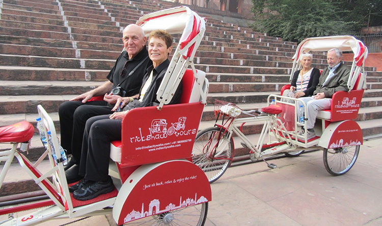 This Super Cute Rickshaw Service Is All You Need To Try During This Season!