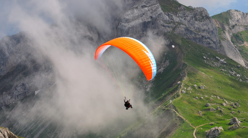Ready For An Adventurous Weekend? Paragliding, Trekking, Camping And More.