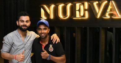 Here Are 3 Reasons Why Should Visit Virat Kohli's New Restaurant!