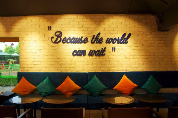 Meet, Eat, Play, Repeat At This Cutesy Cafe In Gurgaon!