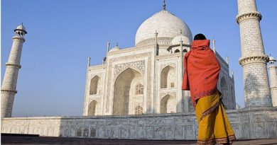 So Proud! Taj Mahal Named 2nd Best UNESCO World Heritage Site!!