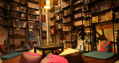 These Are The Top 7 Book Cafes In Delhi For A Perfect Date With your Favourite Book