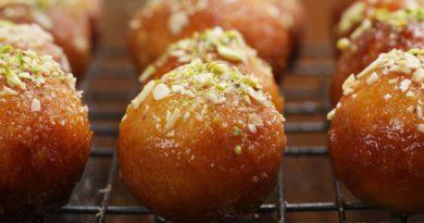Ever Heard Of Gulab Jamun Doughnuts? This GGN Bistro Serves Them!