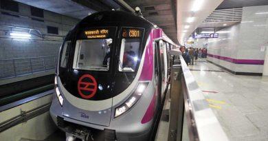 bomb in delhi metro today