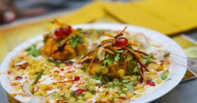 This Chaat Shop In Old Delhi Is A Chat Lover's Dream!