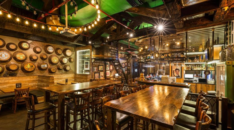 Irish House Is Celebrating St. Patrick's Week With Green Beer And Here Are The Deets!
