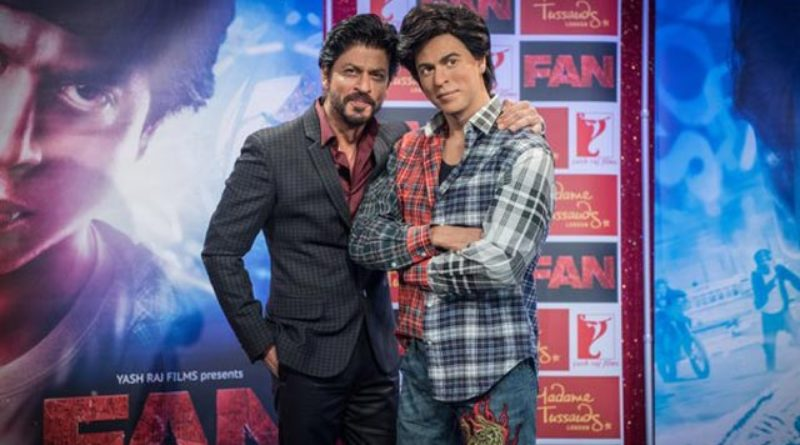 SRK's Wax Statue Is All Set To Be Unveiled At Madame Tussauds Delhi!