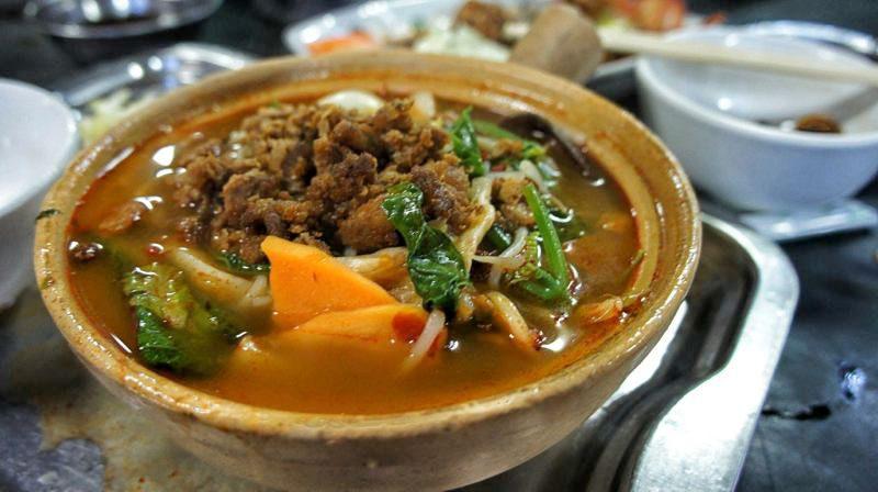 Myanmar Food