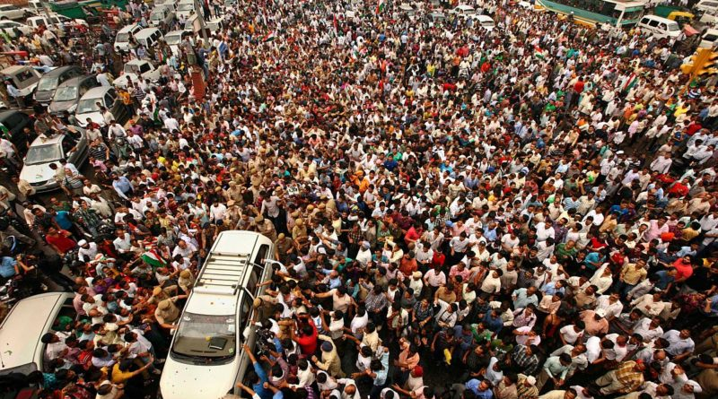 Delhi Will Soon Be World's Most Populated City