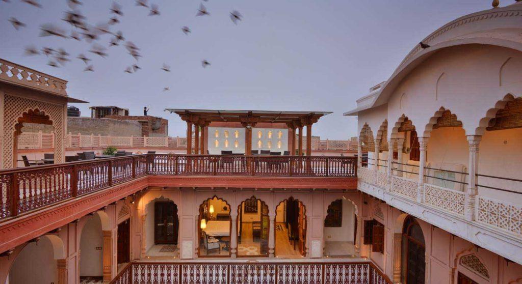 Old Delhi-DInner-Music