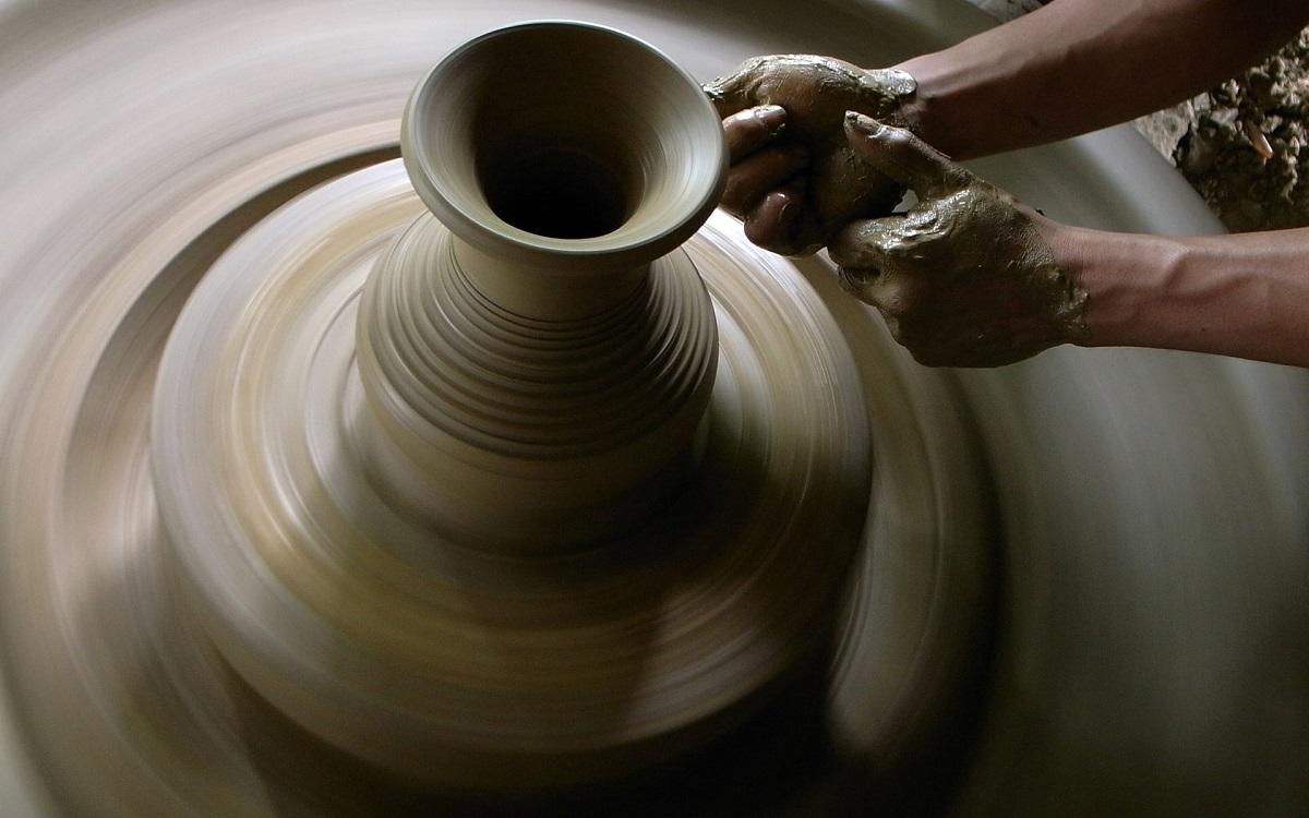 Pottery Lessons' Workshop