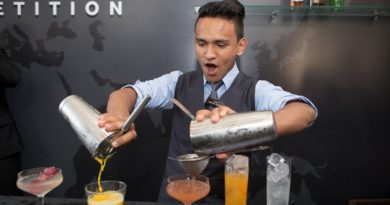 The Most Innovative Bartender Cocktail Competition
