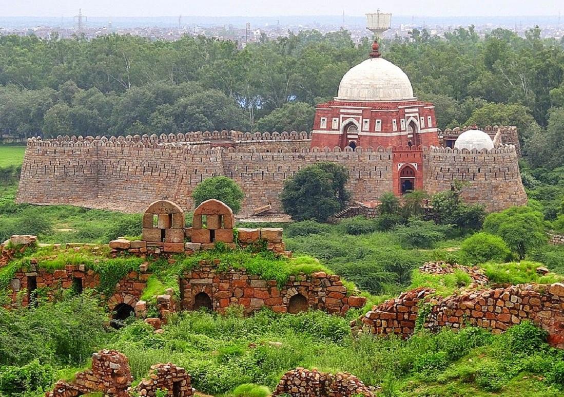 Tughluqabad Fort