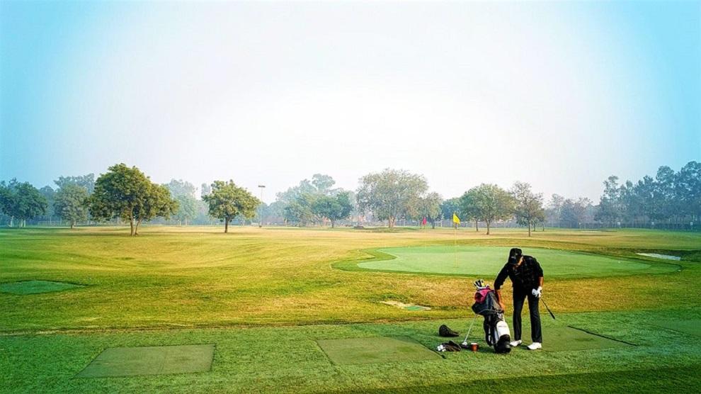 Hamoni Golf Camp