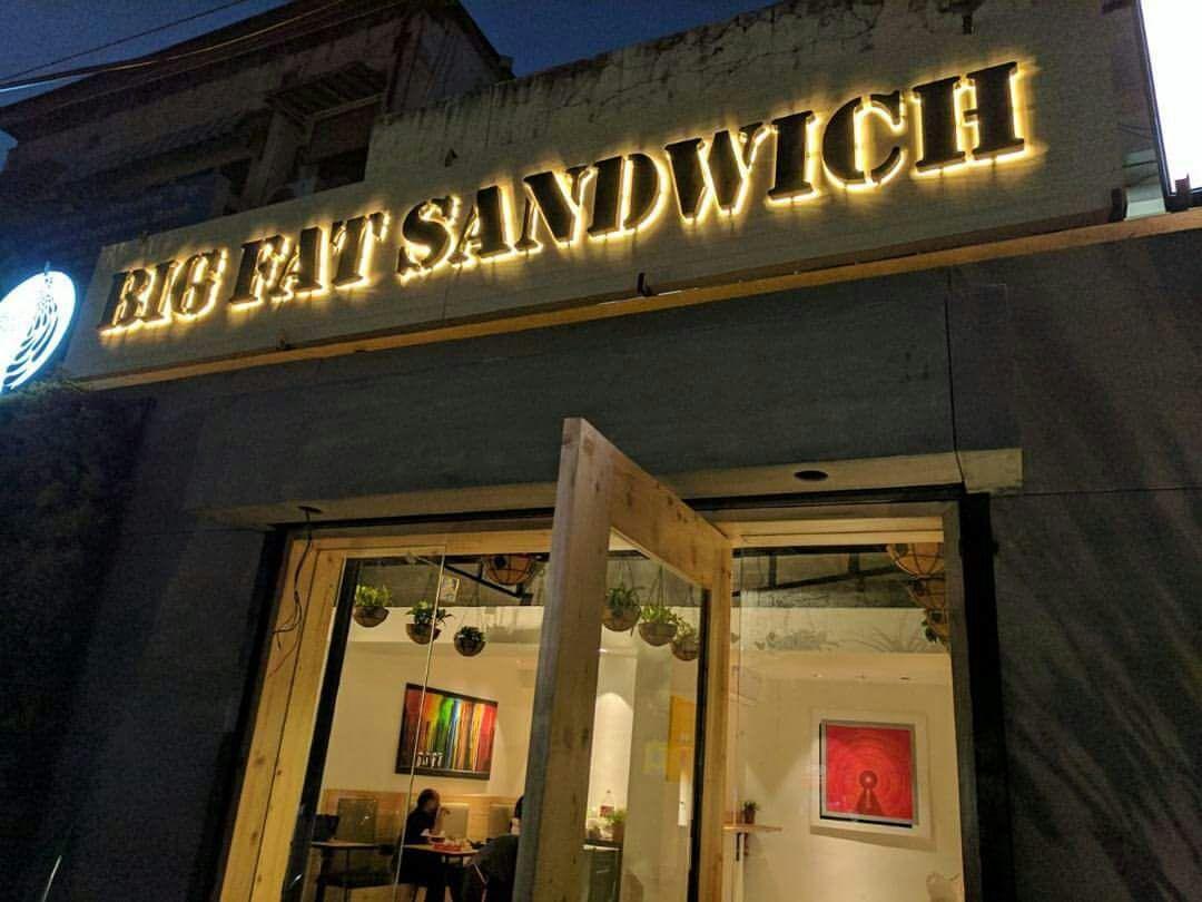 Big Fat Sandwich