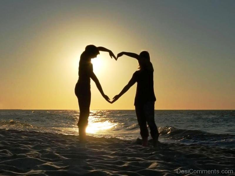 couple beach love image dc0108 dfordelhi