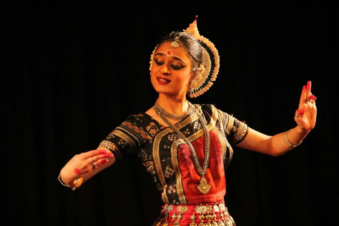 Odissi Dance Workshop