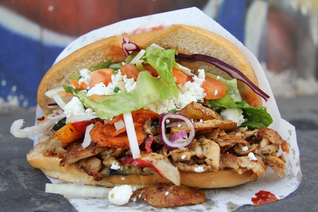Hog On This Traditional Turkish Doner Till 1 AM When Hunger Comes Calling