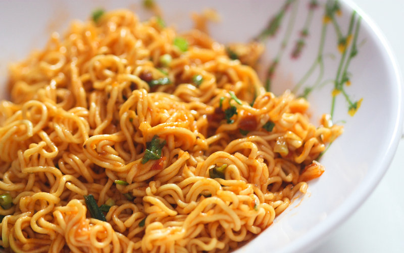 Butter Chicken And Keema Maggi Are All You Need On A Rainy Day!