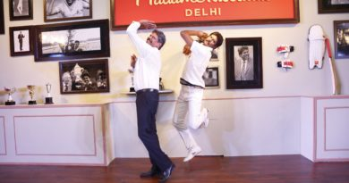 Madame Tussauds's Wax Museum is All Set to Open in December this year in Delhi!