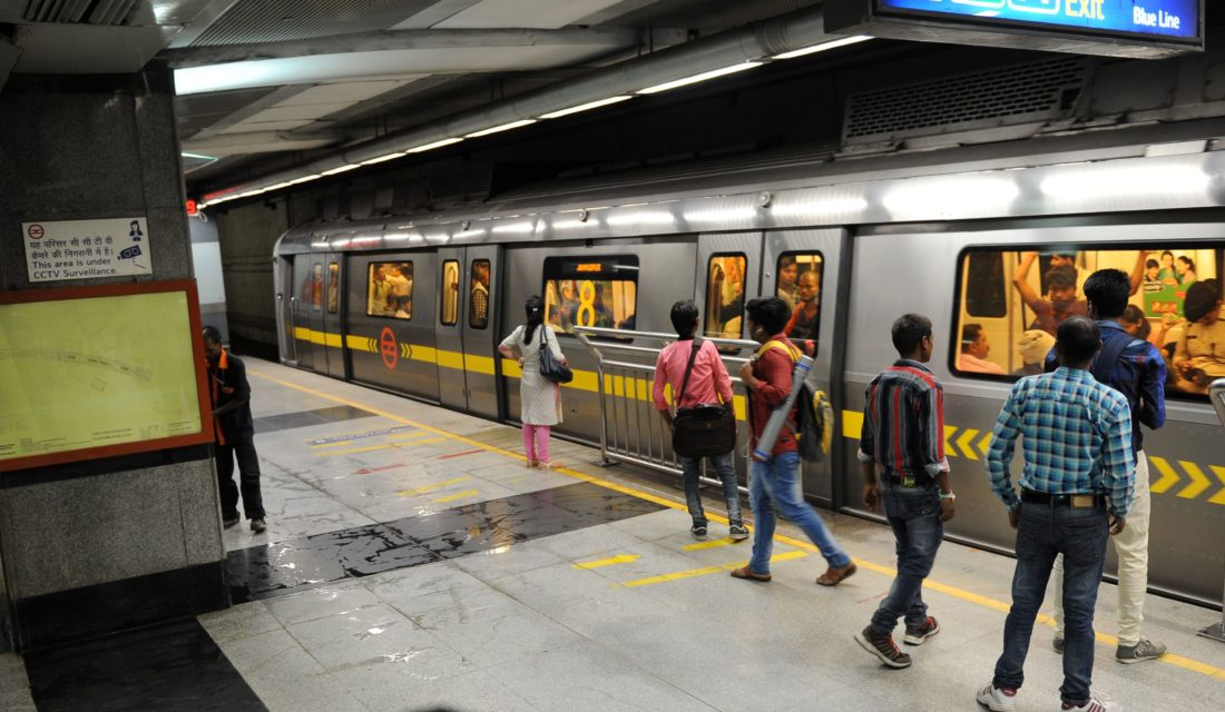 Beat The Rush!! DMRC To Raise Its Train Frequency Throughout The City!